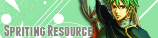 Spriting Resource Banner