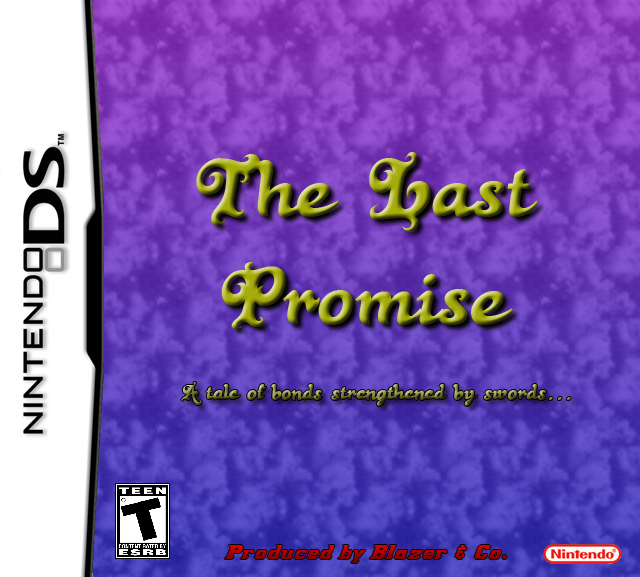 The Last Promise Boxart